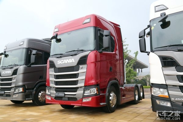斯堪尼亚官宣将于11月推出新款欧6系列卡车标配全新13升柴油发动机