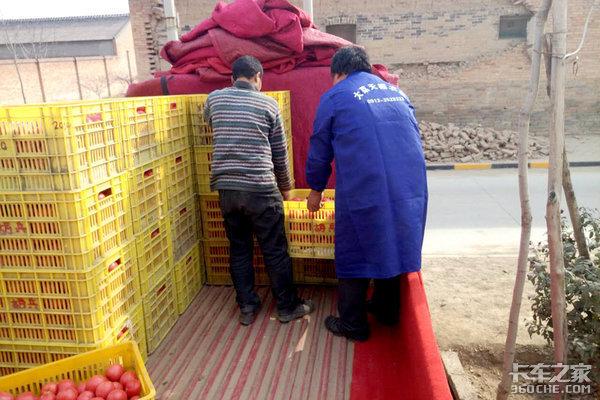 """33吨西红柿被直接退货蔬菜中介玩""""消失""""卡友运费没着落"""
