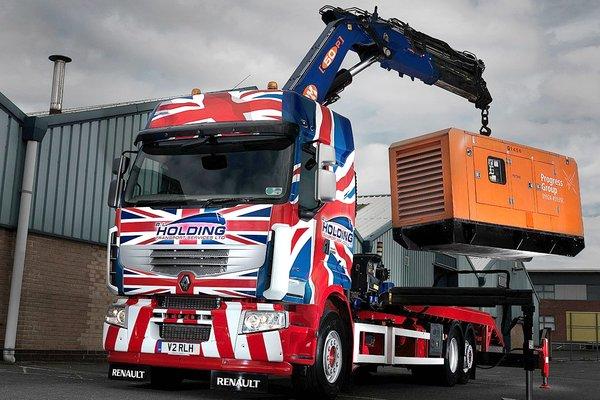 卡车司机不够用!英国只能将司机9小时工作制延长