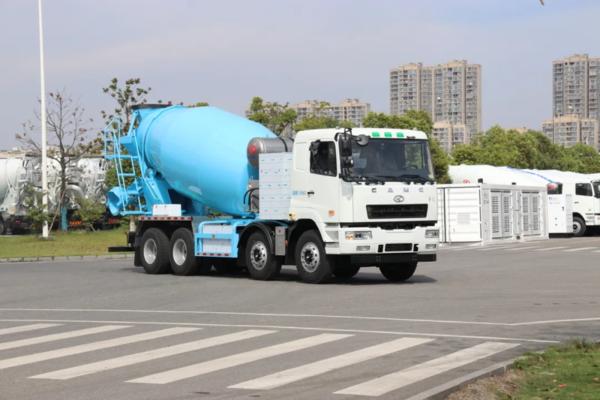 郑州:拟8月起新增混凝土车全部电动化