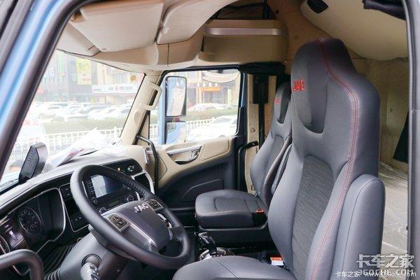 最炫国产长头卡车格尔发V7到底值不值得买?