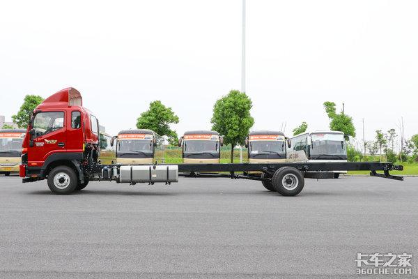 快递轻泡选啥车?德沃斯大金牛实力强货厢容积达65方!