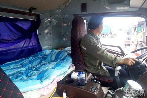 60%卡车司机月入超8000元你达标了吗?