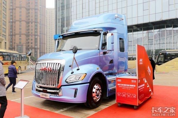 中国卡车为何选择了平头长头车在未来会有市场吗