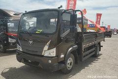 优惠0.5万 福田瑞沃160马力载货车促销