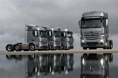 舒适安全再升级 奔驰发布全新ACTROS-L