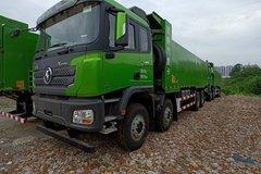 仅售48.50万 德龙X3000自卸车优惠促销
