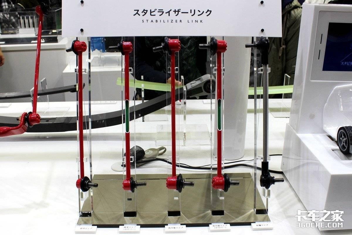 日本卡车轻量化办法多!国产车可以借鉴
