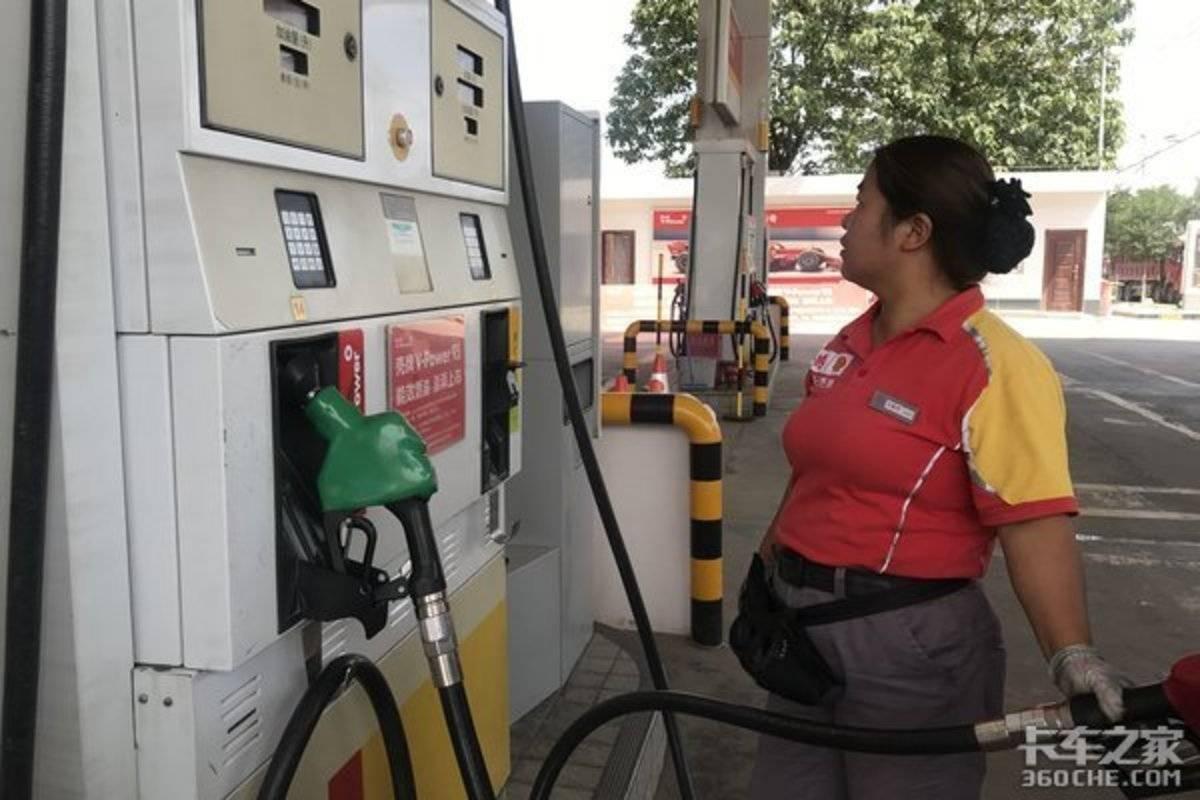 今晚(7月12日24时)油价上调0号柴油每升将上调0.06元
