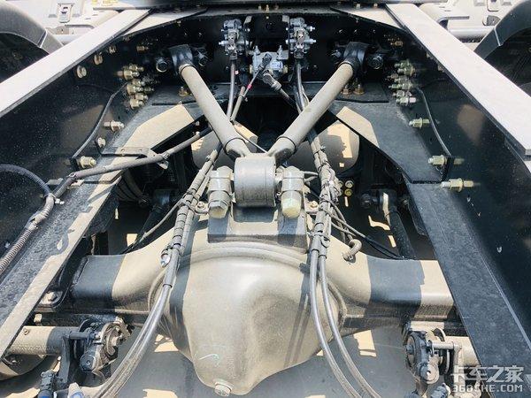 机桥箱10万公里长换油天龙旗舰KX图解