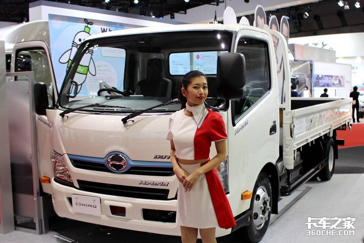 日本卡车的轻量化值得我们借鉴:国产卡车降重还有潜力可挖