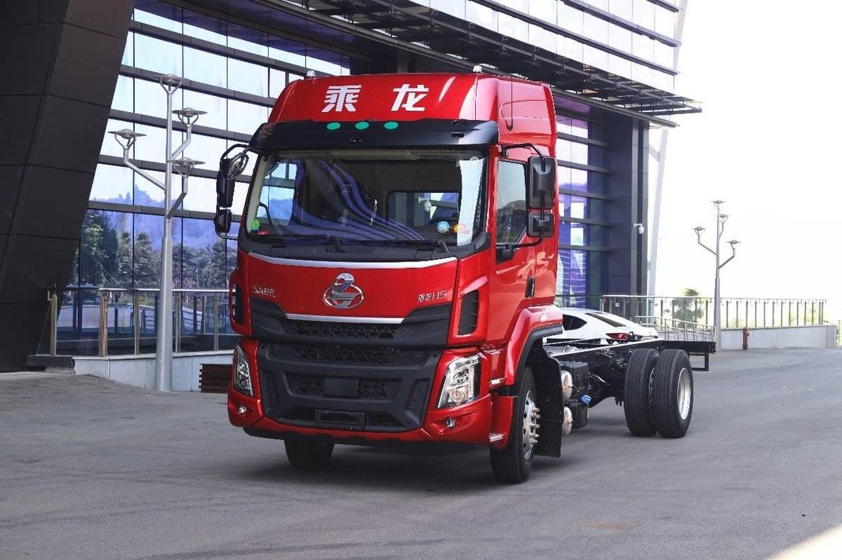 一年多赚近5万国六乘龙H5大四缸载货车到底强在哪里?