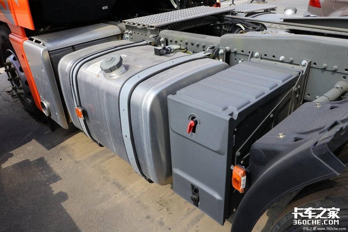 自动挡、强动力、安全系数高汕德卡C7H能否成为长途物流重卡标杆