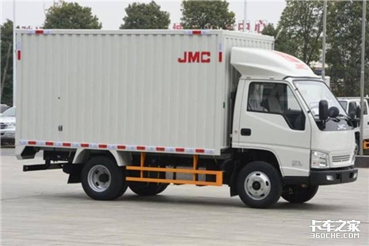 为高效运输代言,江铃顺达小卡致富版超值上市!