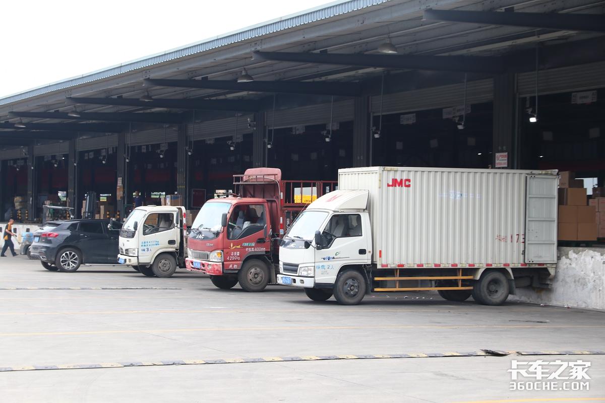 运费突降、排队卖车货运市场还赚钱吗
