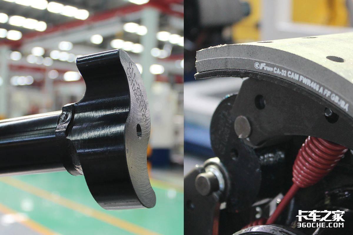 轮毂质保延长5倍富华新一代车桥评测