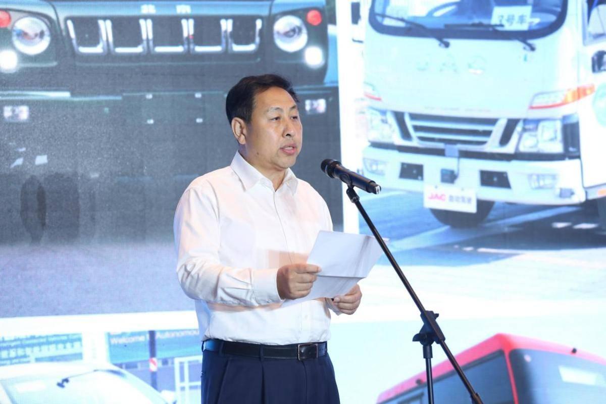 引爆行业首届全国智能驾驶测试赛(北京赛区)将于8月初在顺义开赛