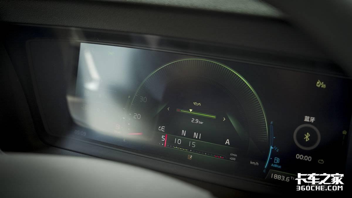 国六全新沃尔沃成都路演新款FH/FM变了什么?黑科技加码!