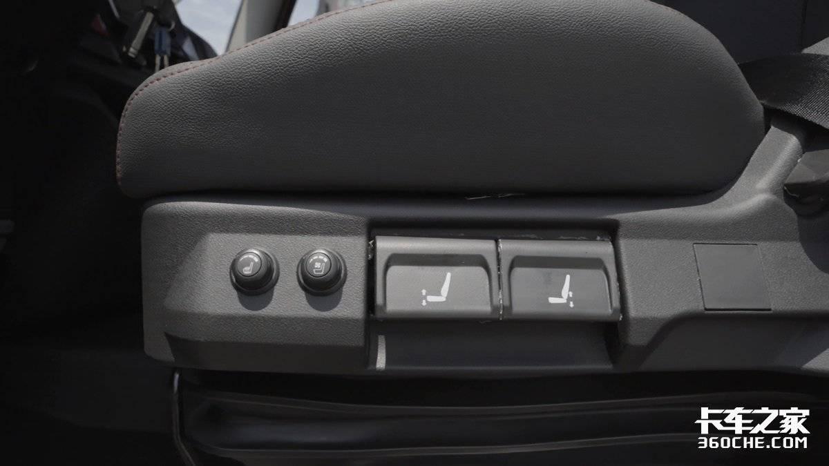 平地板260马力下铺双人床尊享版J6L驾到还能选装AMT+液缓