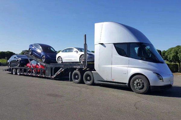 重磅!特斯拉Semi卡车项目推迟至2022年