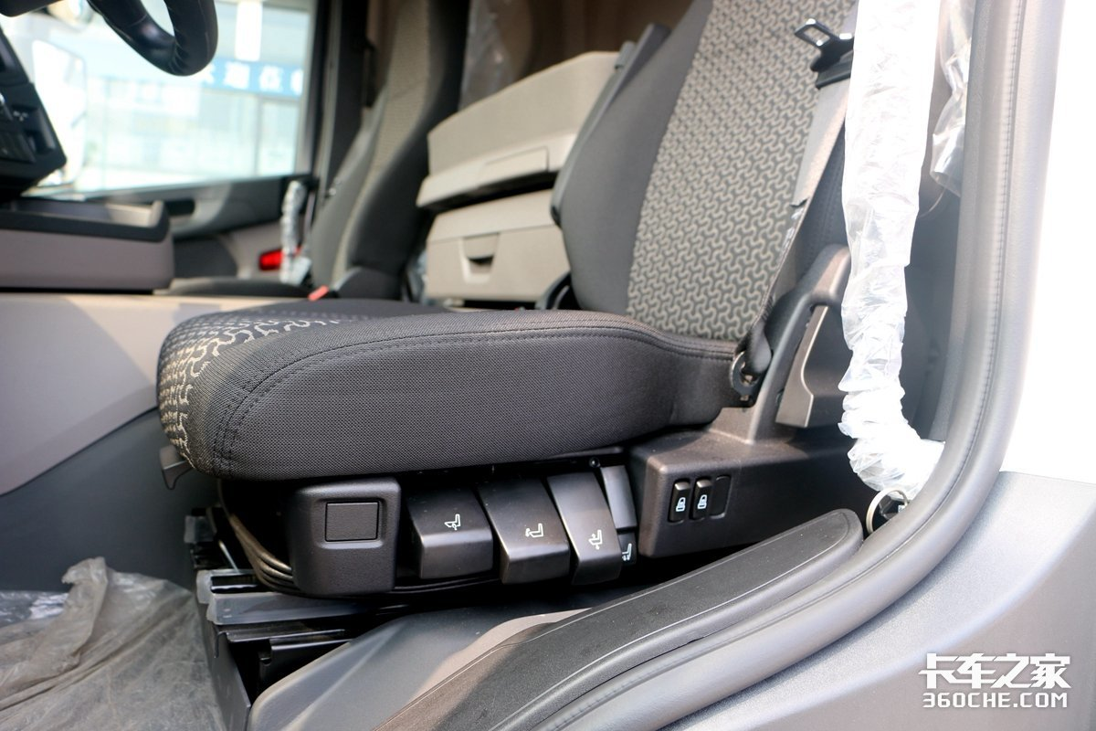 这是你的梦想座驾吗?国六斯堪尼亚G500图解底盘设计小改
