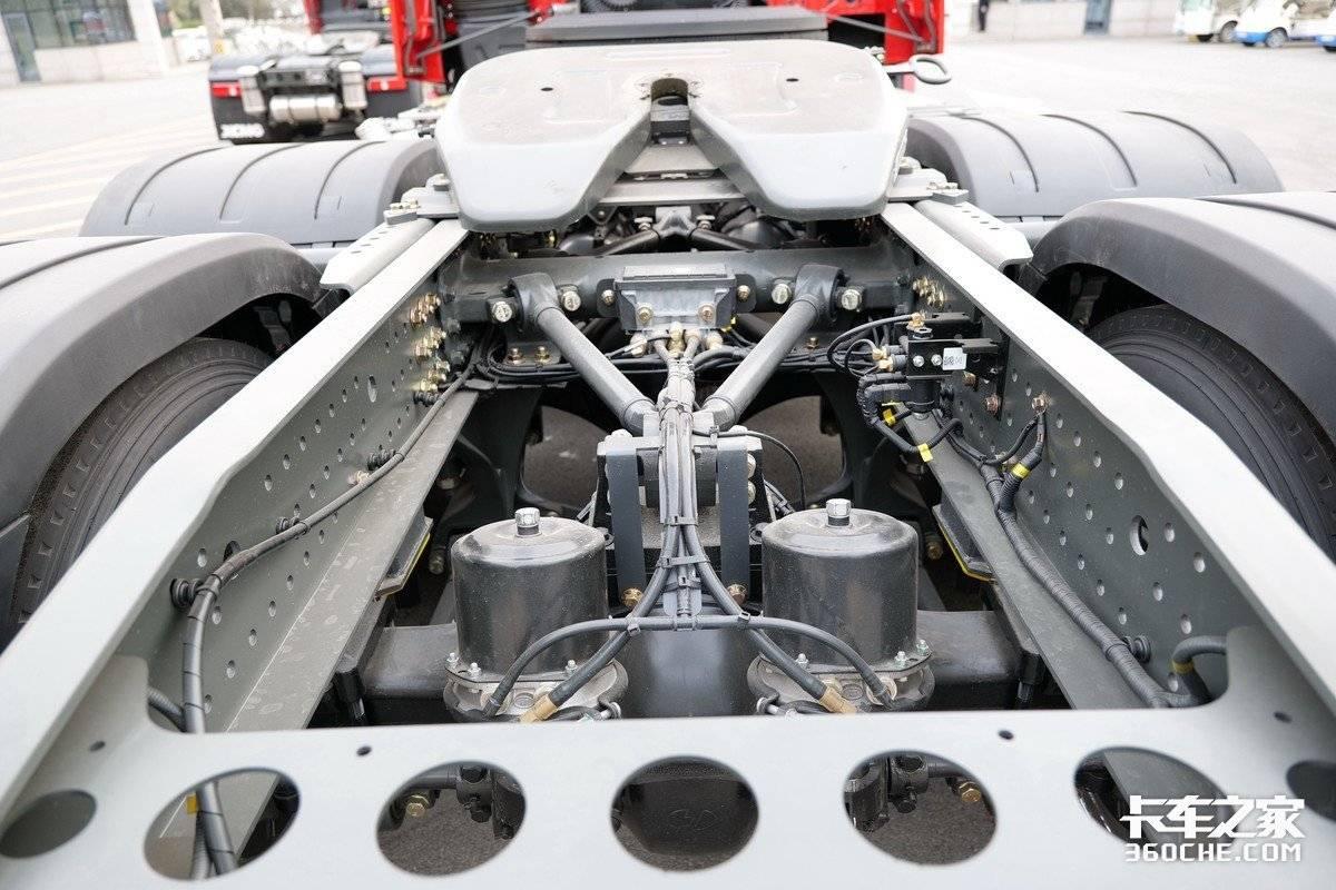 全新一代P平台设计搭载潍柴国六机这款徐工P5不只是配置好!