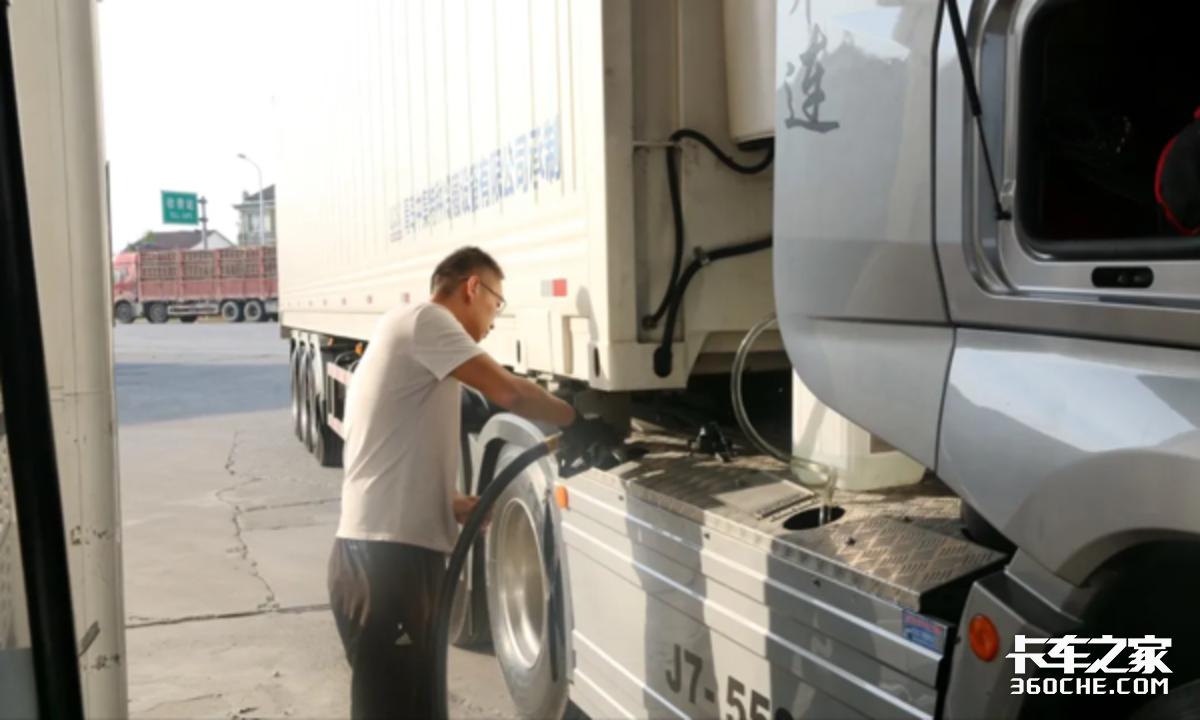 涉及停车休息平台压价交通运输部推出九大举措维护货车司机合法权益