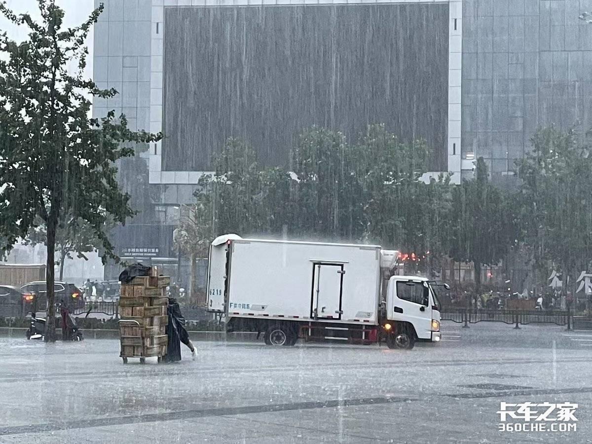 河南已抢通8条国道受损道路正在恢复中