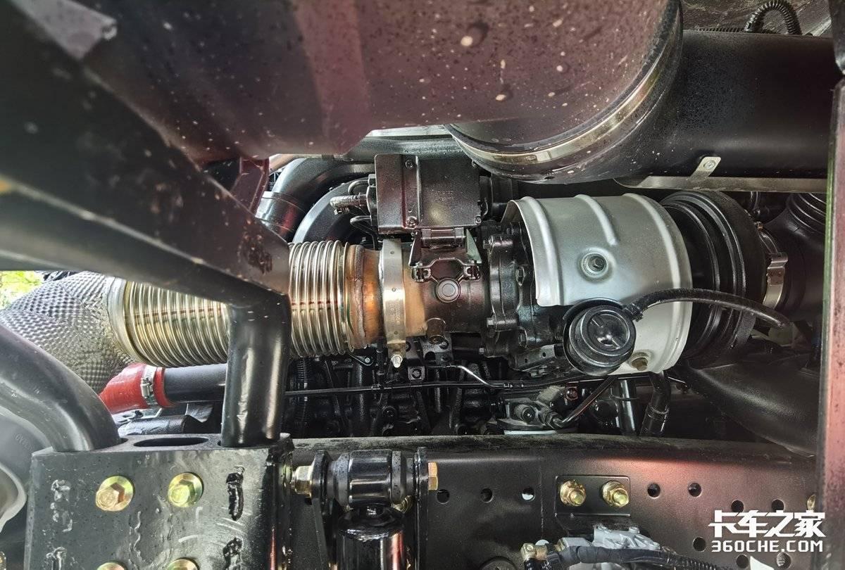 福康给欧曼定制A系列发动机有啥好处?