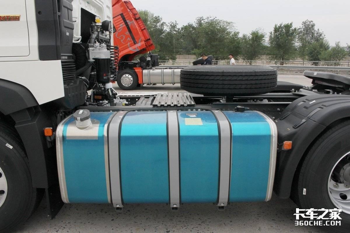 460马力加AMT!重汽豪沃TX详解花32万拉煤倒短如何?