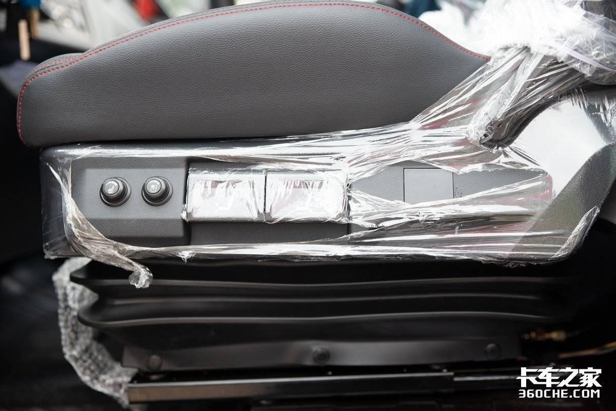六缸中卡又一黑马!260马力解放J6L跑绿通专属?平均车速更猛