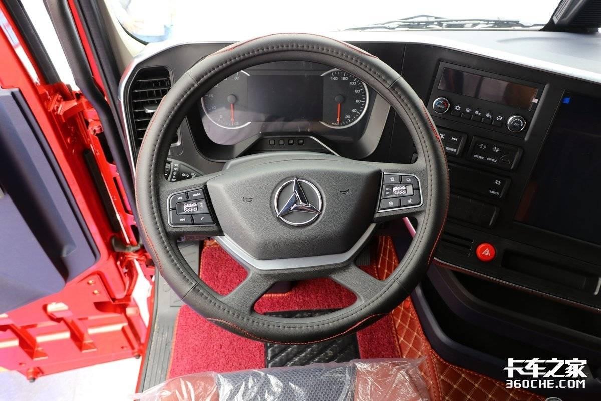 4款500马力以上AMT牵引车促销最高优惠3万元你更看好谁?
