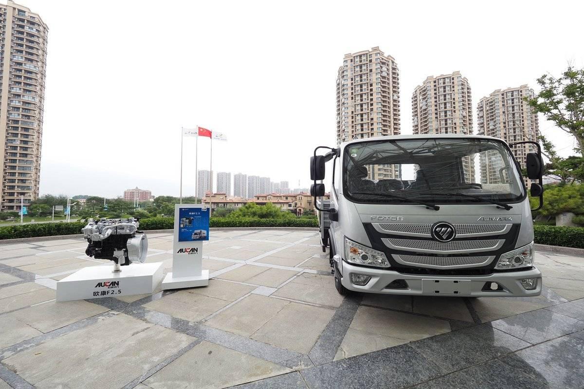 欧康赋能运力新时代彰显中国轻型动力解决方案