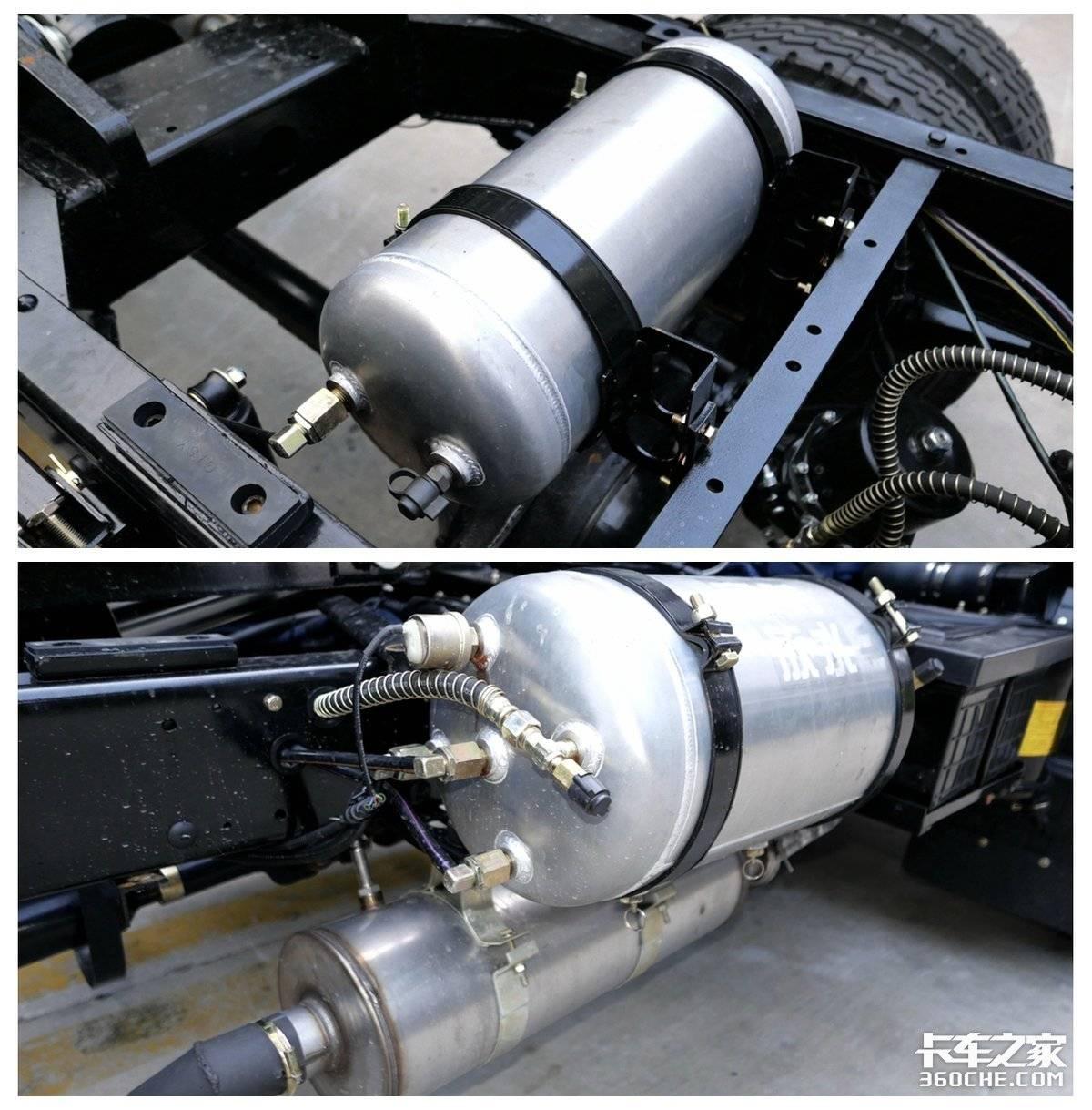 增加110马力潍柴机可选这款时风风驰是工程运输小能手