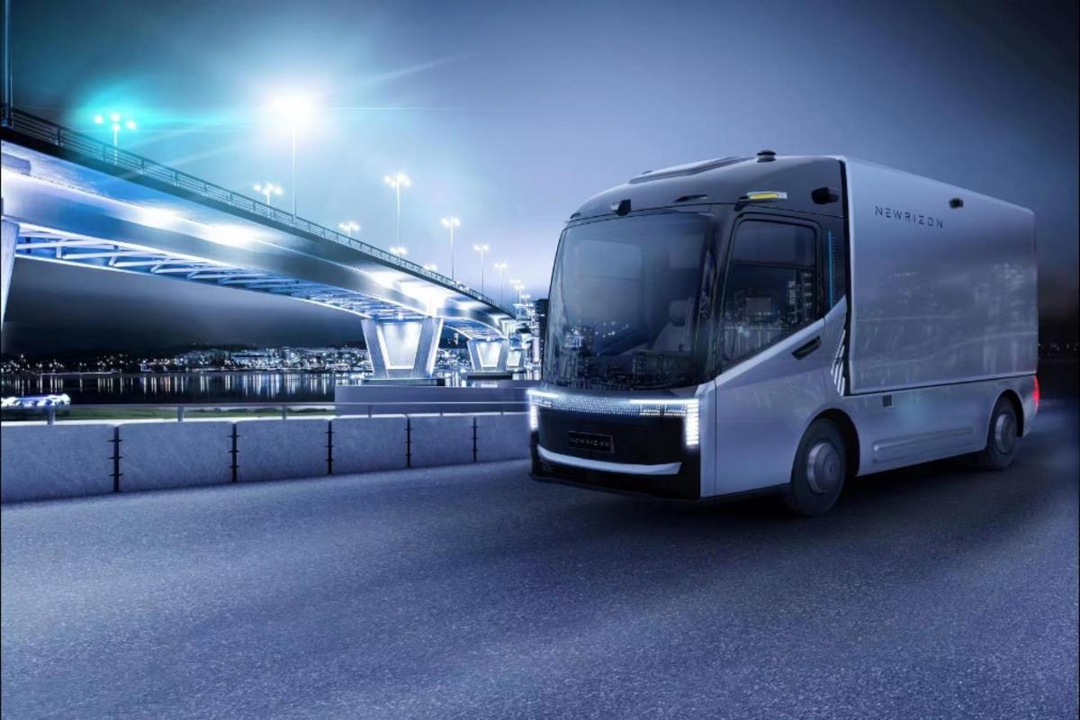 前晨汽车品牌及产品正式发布开启智能时代智慧物流新篇章
