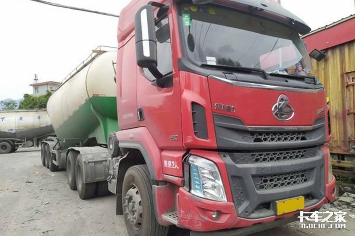 罚款58000元深圳一泥罐车污染路面被罚