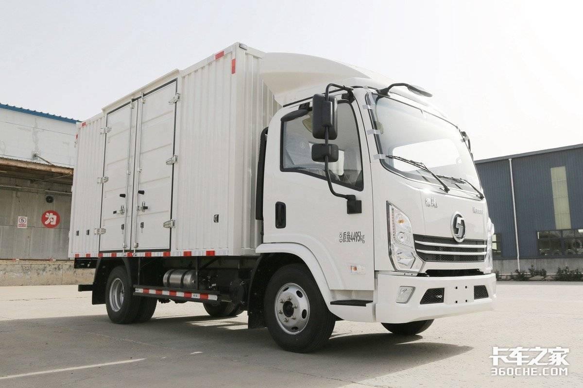 2.3升130马力仅2.5吨出头图解德龙K3000