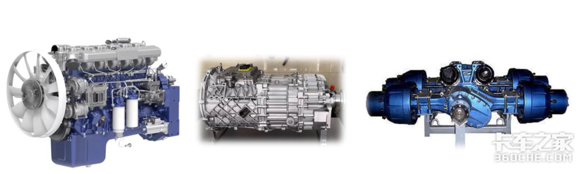 四款超600马力的牵引车您喜欢哪一款?