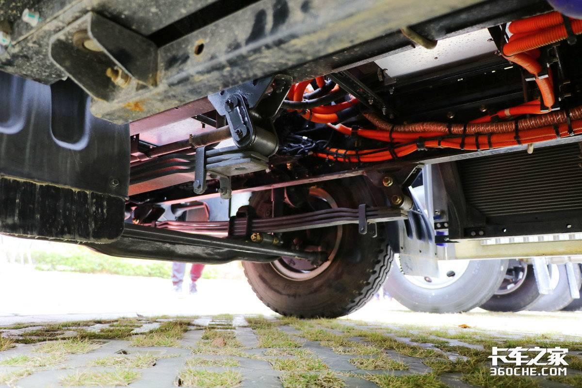 新规之下柴油轻卡时代将要'落幕'谁会成为城配运输的'继承者'?