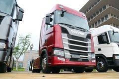 搭载650马力V8! 斯堪尼亚S系进入国内