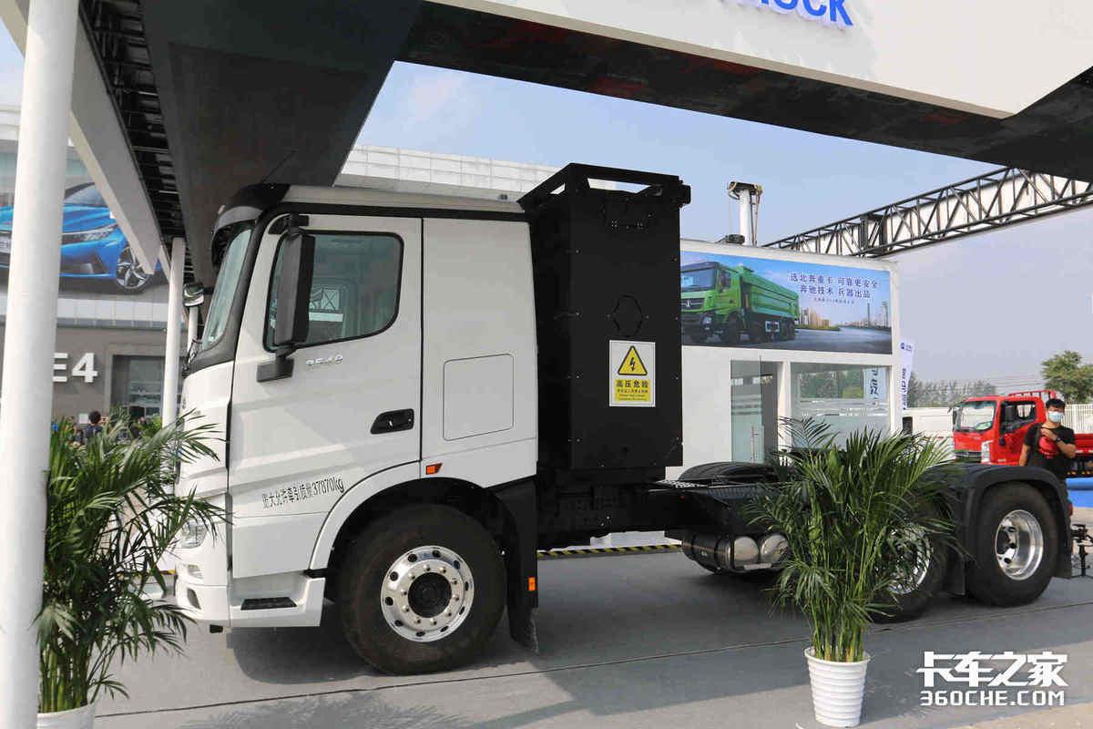 碳交易上市电动重卡市场迎发展新机遇