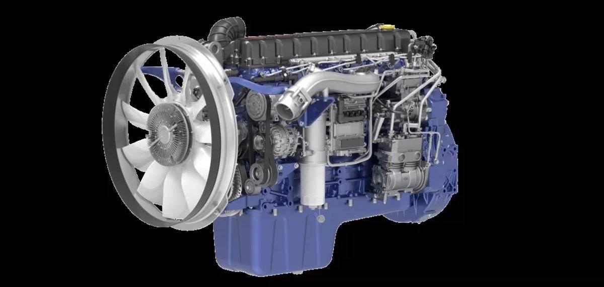 7.8T+最大1300L油箱带你看国六乘龙T5柴油牵引车三大优势