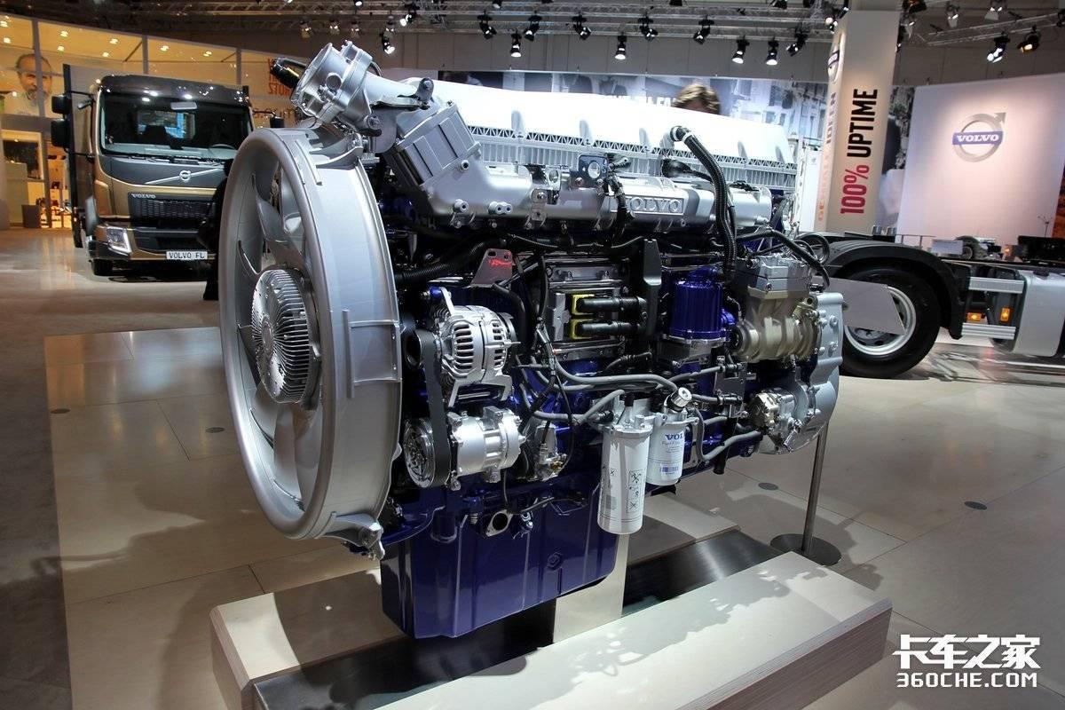 排量越来越大国产卡车会做V8发动机吗?直6的优势又在哪里?
