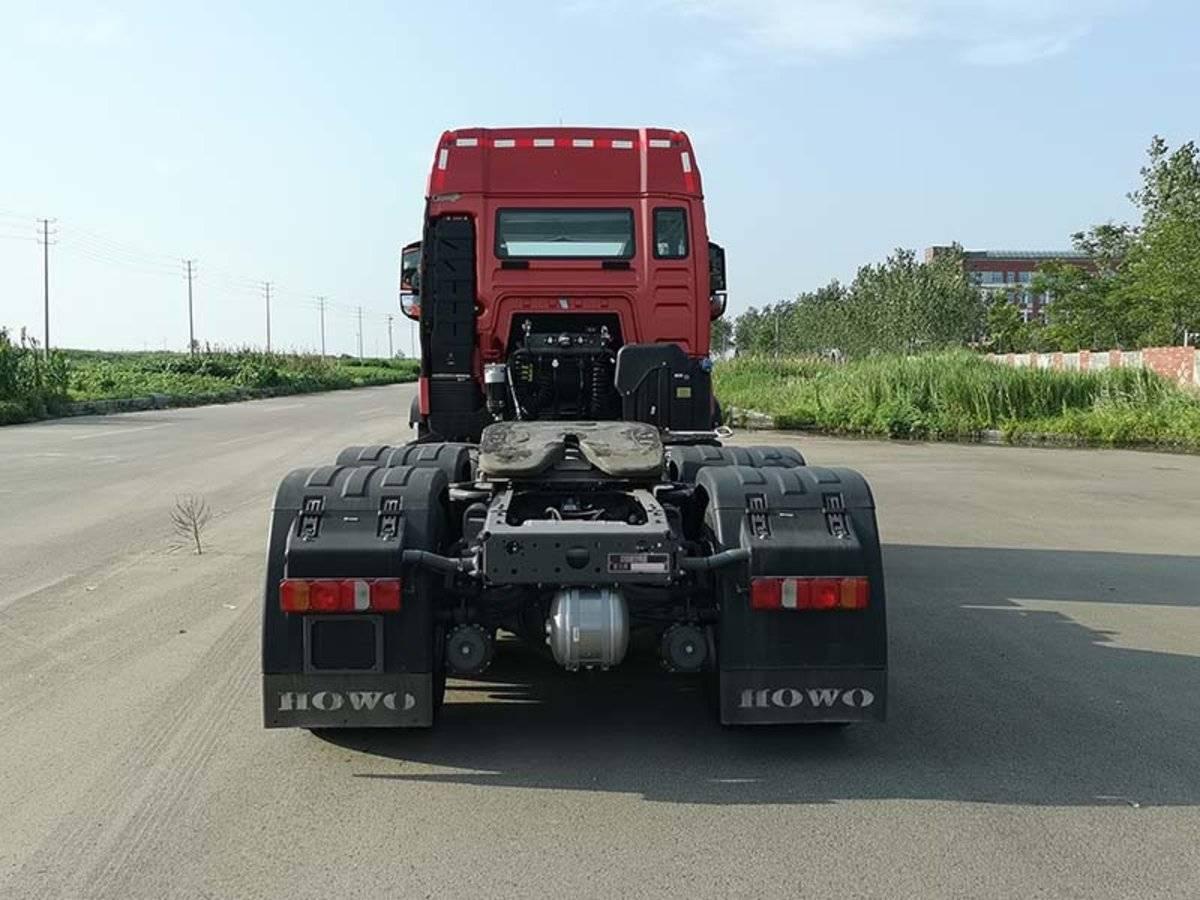 装配MC13H发动机豪沃TX迈入600马力大关卡友:这是要涨价的节奏?