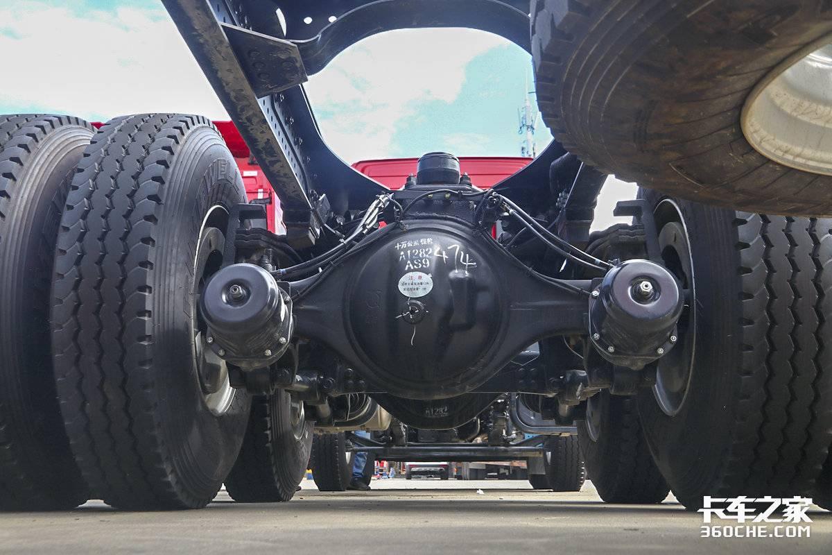 X12动力配AMT欧曼EST8x4载货好在哪?