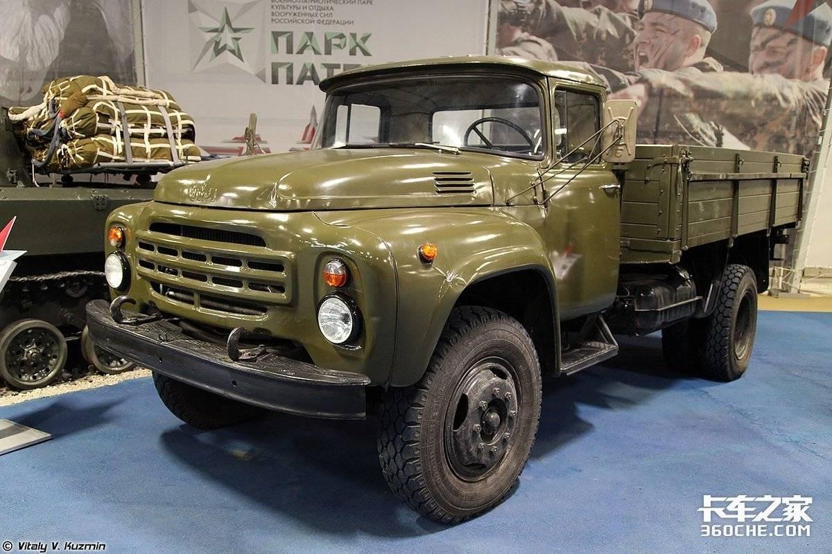 一款很唬人的俄罗斯概念卡车俄味十足