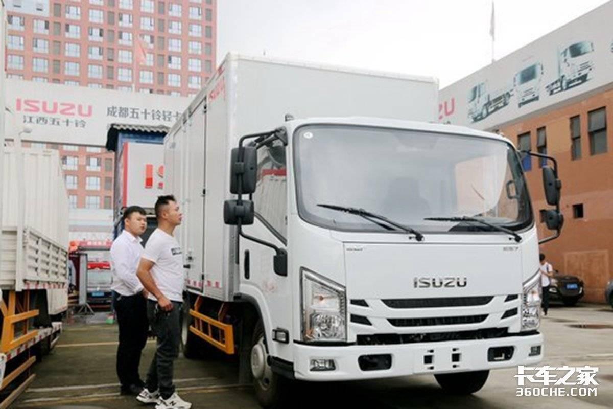 市场竞争激烈日本将推出多款电动卡车预计2022年正式上市销售