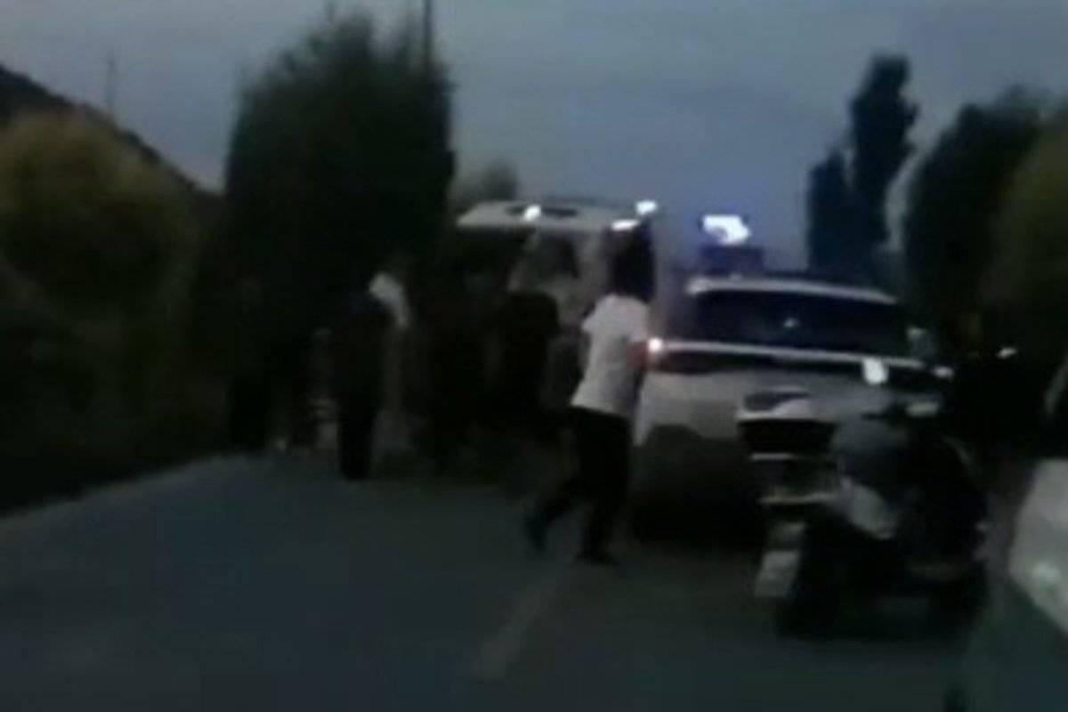 货车与三轮车相撞致5死肇事司机被控制官方:事故原因仍在调查中
