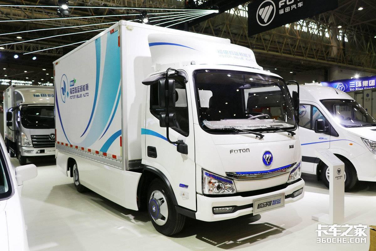新能源或迎新风口英国计划2040年起禁售柴油卡车