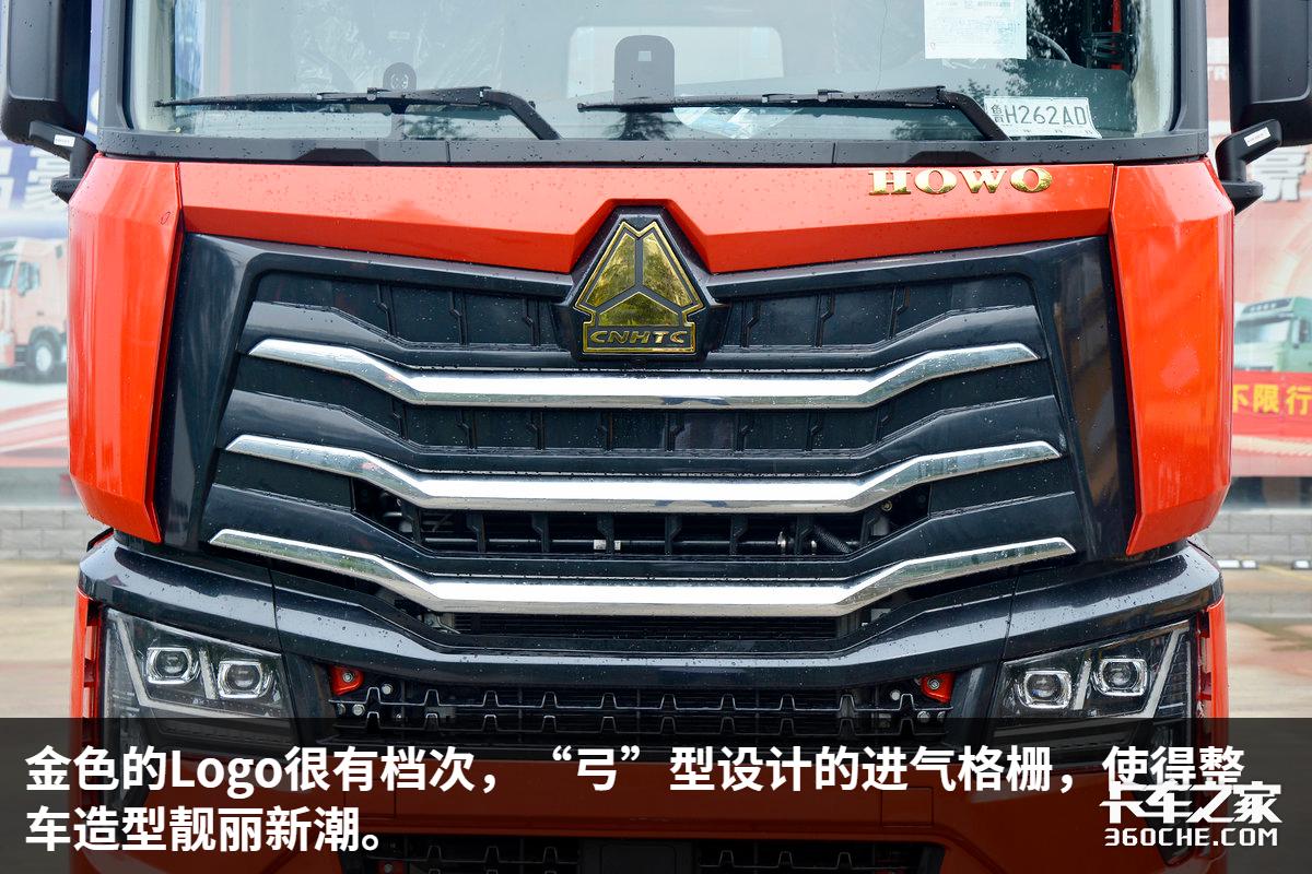重汽新车配置高全新内饰外观510马力16挡豪沃MAX全网最详细图解